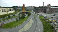 Tampere: Tie - Rantatunnelin ramppi, länsi - Rantatunneli - El día