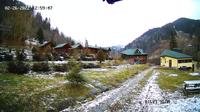 Dzembronia > East: Camp Bilyi Slon - Cheremosh River - El día