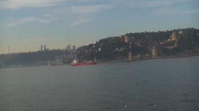 Daylight webcam view from Istanbul: İst ANATOLIAN _ FORTRESS