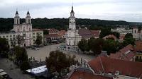 Kaunas: Rotušės aikštė - Actual