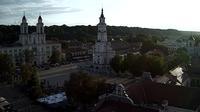 Kaunas: Rotušės aikštė - Actuelle
