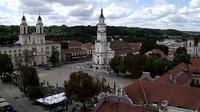 Kaunas: Rotušės aikštė - Jour