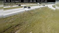 Cornwall: Highway  near Highway - Current