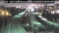 Charleston: I- E. @ MM  (Ravenel Bridge Entrance) - Current