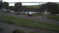 Stade: Elbe River - El día