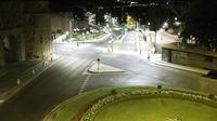 Toledo: Puerta de Bisagra en - Aktuell