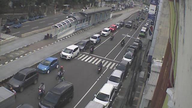 Webcam Tanjungselor: Kyai Caringin − Cideng − Jakarta Pus