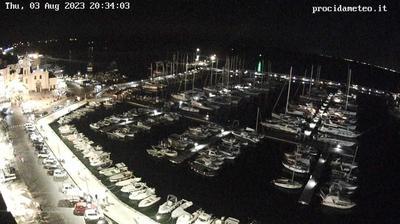 Procida › Nord-ouest: › North-West: Porto di Marina Grande