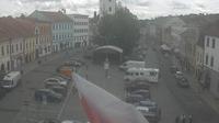 Velke Mezirici: Velké Meziříčí - náměstí - El día