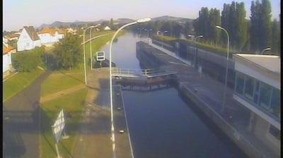 Gambar mini Webcam Litomerice pada 8:10, Okt 20