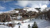 Les Deux Alpes: Les  Alpes - La Grande Aiguille - Overdag