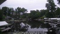Newton: Live view of Frenches Grove, Cranberry Lake - Actual