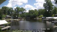 Newton: Live view of Frenches Grove, Cranberry Lake - Day time