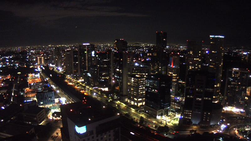 Webcam Zedec Santa Fe: DF Santa Fe