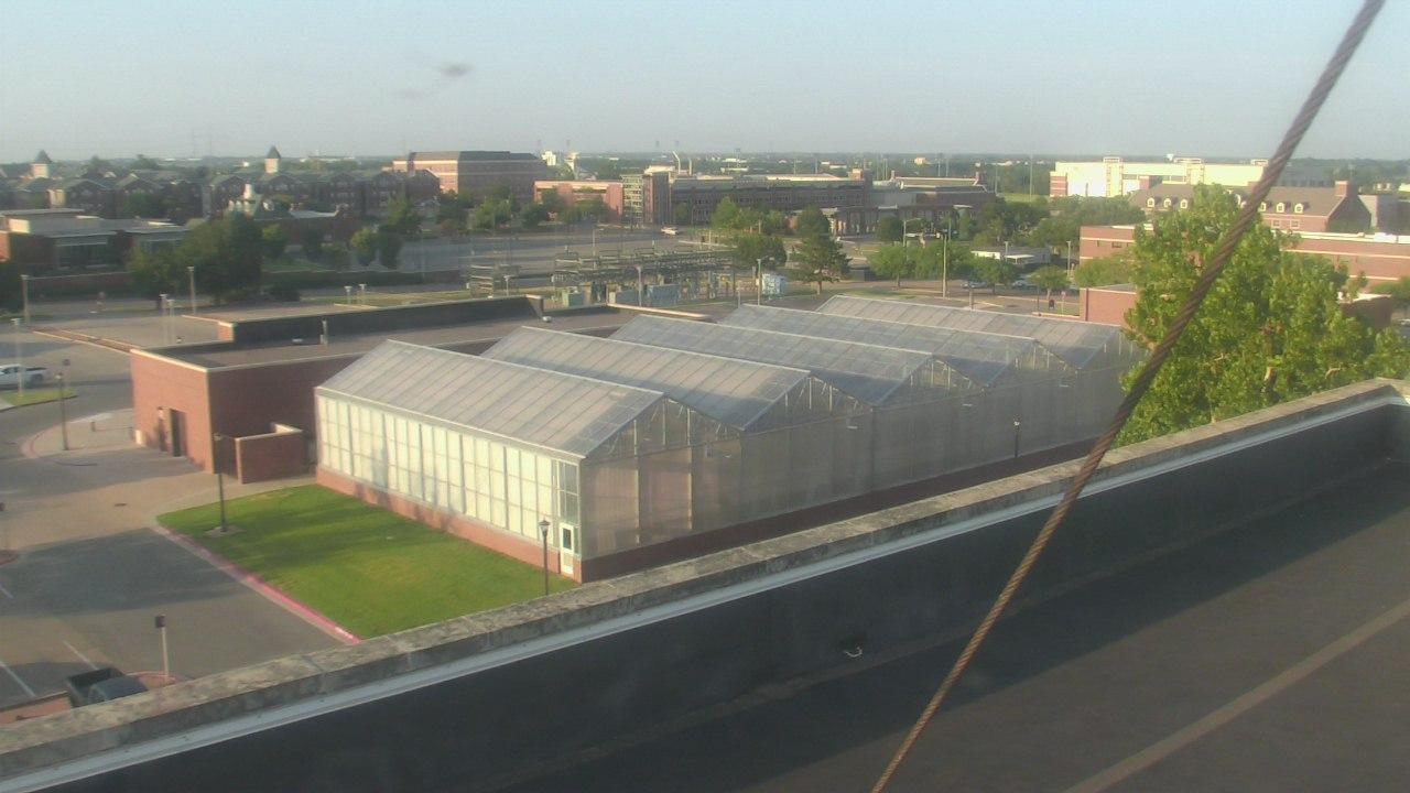 webcam Tulsa: Sky View