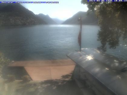 Lago di Lugano, Società Canottieri Audax di Paradiso