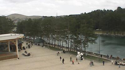 Tageslicht webcam ansicht von Zlatibor: mountain webcam (since 2006)