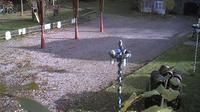 Leopoldstal: Waldhotel Silbermühle - Biergarten - Overdag