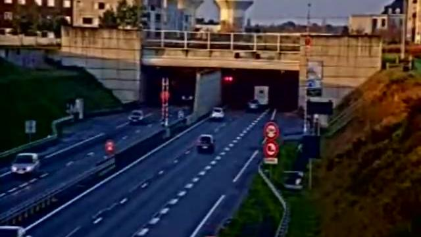 Webkamera Avrillé: Angers-Autoroute A11 − km 265, Angers Nor