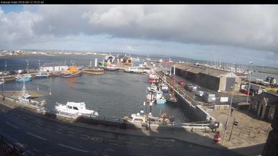 Webcam Orkney Islands: Harbour St
