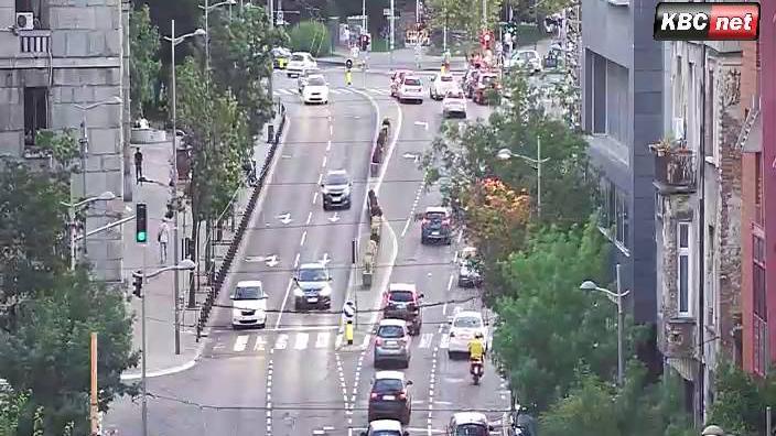 Webcam Belgrade: Takovska