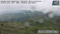 Rubi: Nebelhornbahn Gipfelstation - Oberstdorf - Blick nach S�dosten - Overdag