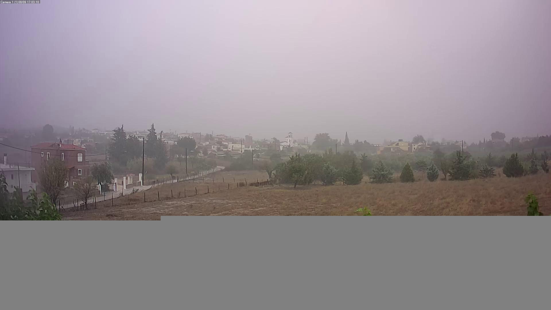 Webcam Iliokastro › East: Όρος Αδέρες