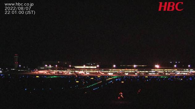 Webcam New Chitose Airport › West