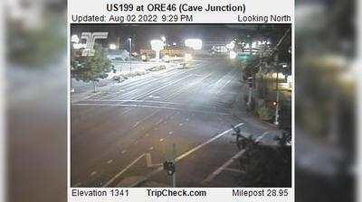Thumbnail of Cave Junction webcam at 11:03, Sep 22