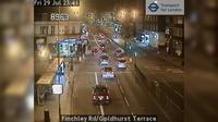 London: Finchley Rd/Goldhurst Terrace - Actuelle