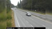 Area A › North: , Hwy , at Vowels Rd next to Nanaimo Airport, looking north - Aktuell