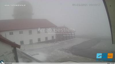 Vue actuelle ou dernière à partir de Serra da Estrela › North East: Estância de Ski Serra da Estrela − Mountain Whisper