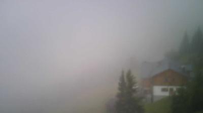 Tageslicht webcam ansicht von Wolfratshauser Hütte