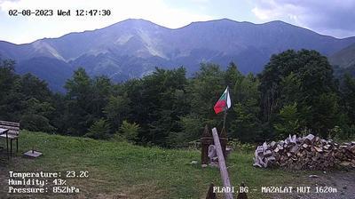 Valevtsi: Hizha Mazalat - Balkan Mountains