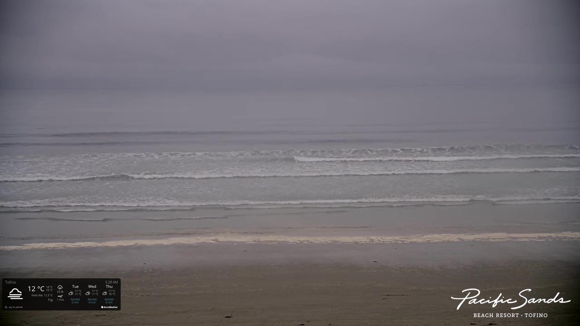 Area C › East: Cox Bay Beach