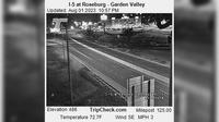 Roseburg: I- at - Garden Valley - Recent
