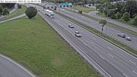 Hagersten-Liljeholmens stadsdelsomrade: Tpl V�stertorp (Kameran �r placerad p� E/E S�dert�ljev�gen i h�jd med trafikplats V�stertorp och �r riktad mot Stockholm) - Actuelle