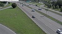 Hagersten-Liljeholmens stadsdelsomrade: Tpl V�stertorp (Kameran �r placerad p� E/E S�dert�ljev�gen i h�jd med trafikplats V�stertorp och �r riktad mot Stockholm) - Overdag