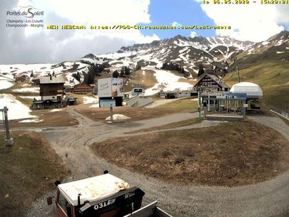 Val-d'Illiez: Les Crosets - Valais, Suisse: Mossettes