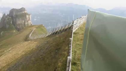 Tannenheim: Livespotting - Webcam am Flumserberg in der - mit Bergpanorama