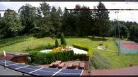 Nove Purkartice: Pension Schaumannův Dvůr - Amfiteátr - Hřiště