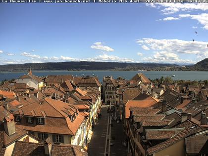 Neuenstadt: La Neuveville - Lake Biel