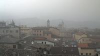 Ascoli Piceno: In diretta da - Panoramica Sud-Nord - Dia