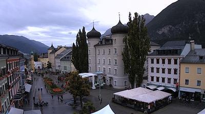 Vista de cámara web de luz diurna desde Lienz: Hauptplatz
