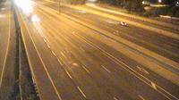 Burlington: QEW near Bronte - Actual
