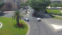 Toledo: Plaza de Col�n - Dagtid