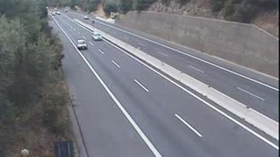Vue webcam de jour à partir de San Donato in Collina: A1 − Chianti (km 307.0)