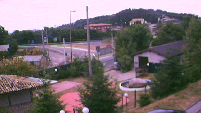 Webcam San Giovanni in Fiore: Bivio Nord