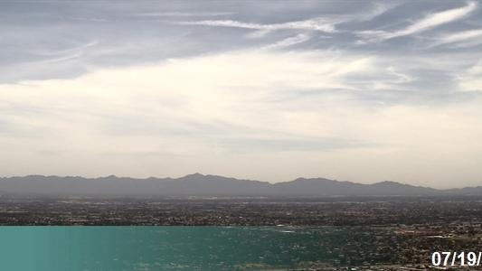 Webcam Litchfield Junction: Phoenix Estrella Mountains