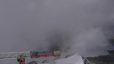 Webcam Breuil-Cervinia: Zermatt − Matterhorn glacier para